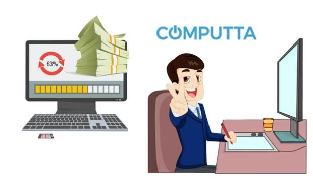 Computta - майнинг биткоин